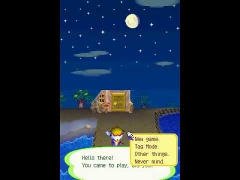 Animal Crossing: Wild World Playthrough Part 1