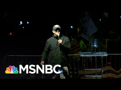 After Flynn Called For Martial Law, Trump Wanted To Put Him In Charge: NYTimes | Rachel Maddow