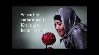 Fatin Shidqia - KekasihMu (Lyrics)