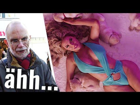 OPA reagiert auf SHIRIN DAVID - GIB IHM! (Public Reactions!)