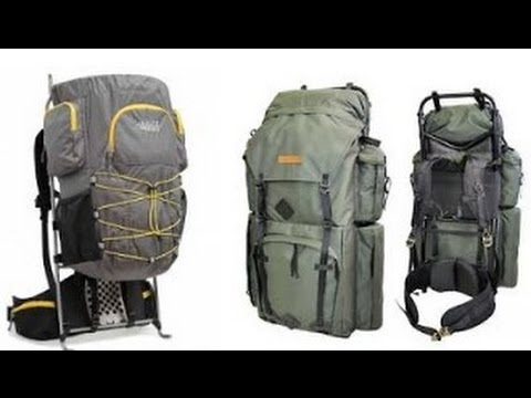 Review: Best External Frame Backpack 2018 - YouTube