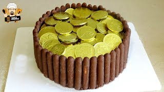 HOW TO MAKE A POT OF GOLD BIRTHDAY CAKE