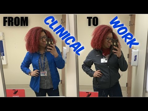 from-clinical-straight-to-work|-17-hour-vlog