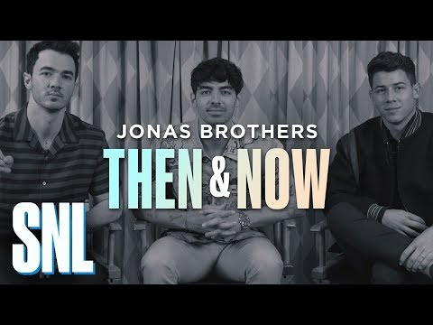 Chris Davis - REMINDER: Jonas Brothers on SNL Tonight! (NEW PROMO!)