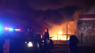 Minneapolis is Burning - Protests and Riots Footage Compilation