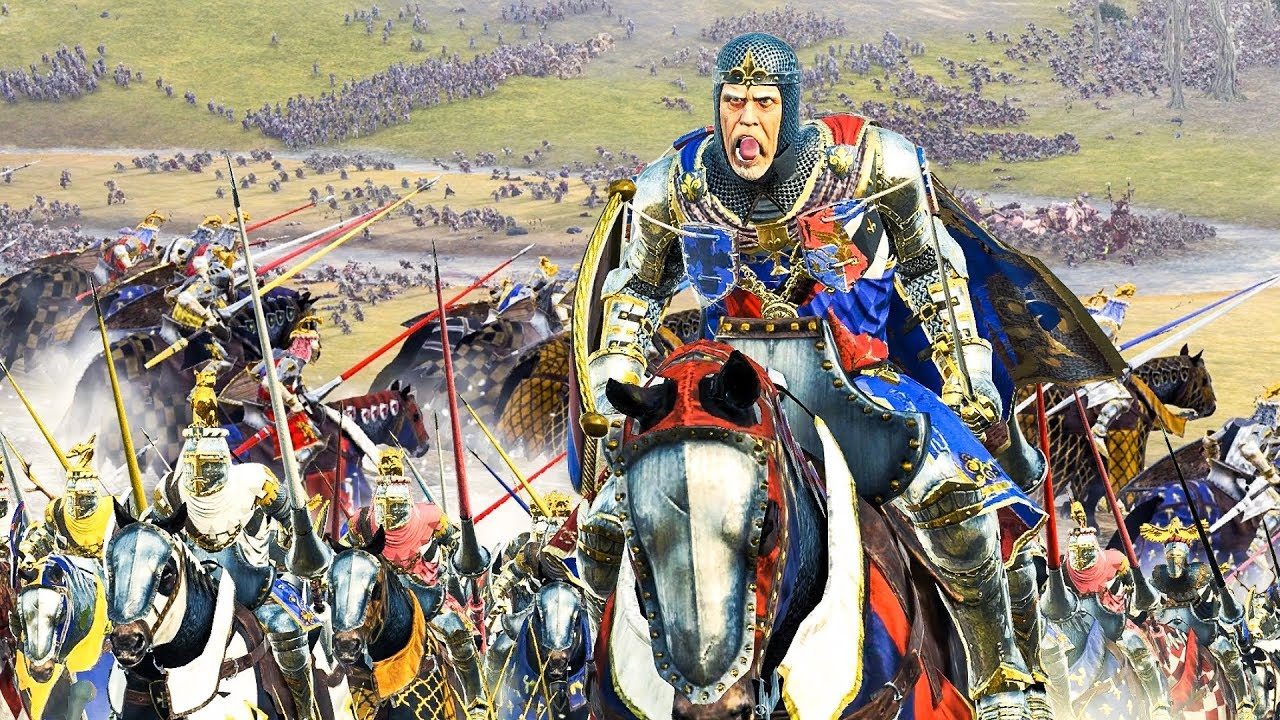 how to play bretonnia in total war warhammer
