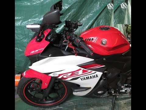 How to Install the R1 Tank Cover on Yamaha R3
