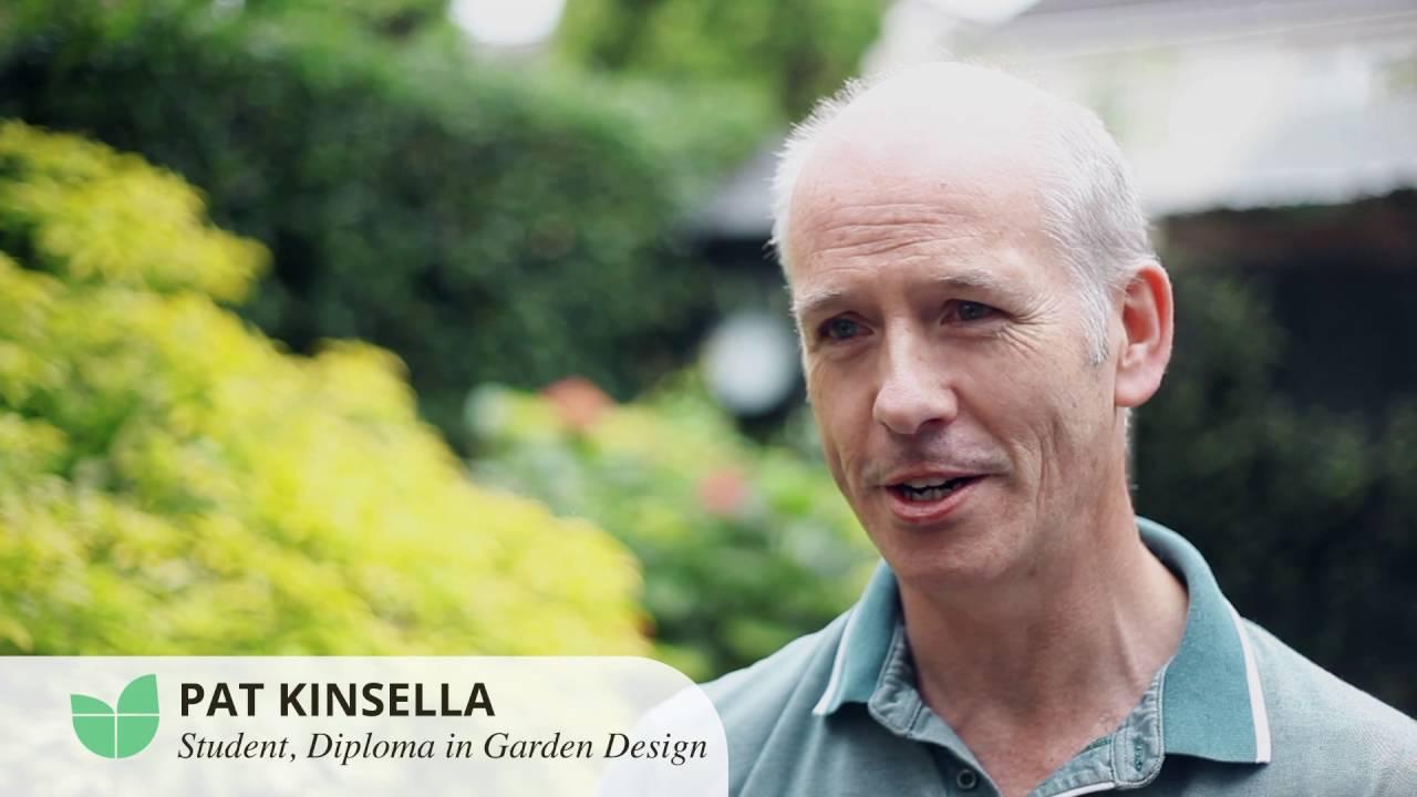 The Garden Design Academy Of Ireland Youtube