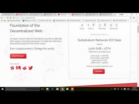 quick guide to buying substratum ico