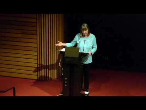2017 Conscious Eating Conference - Carol Adams, Christianity