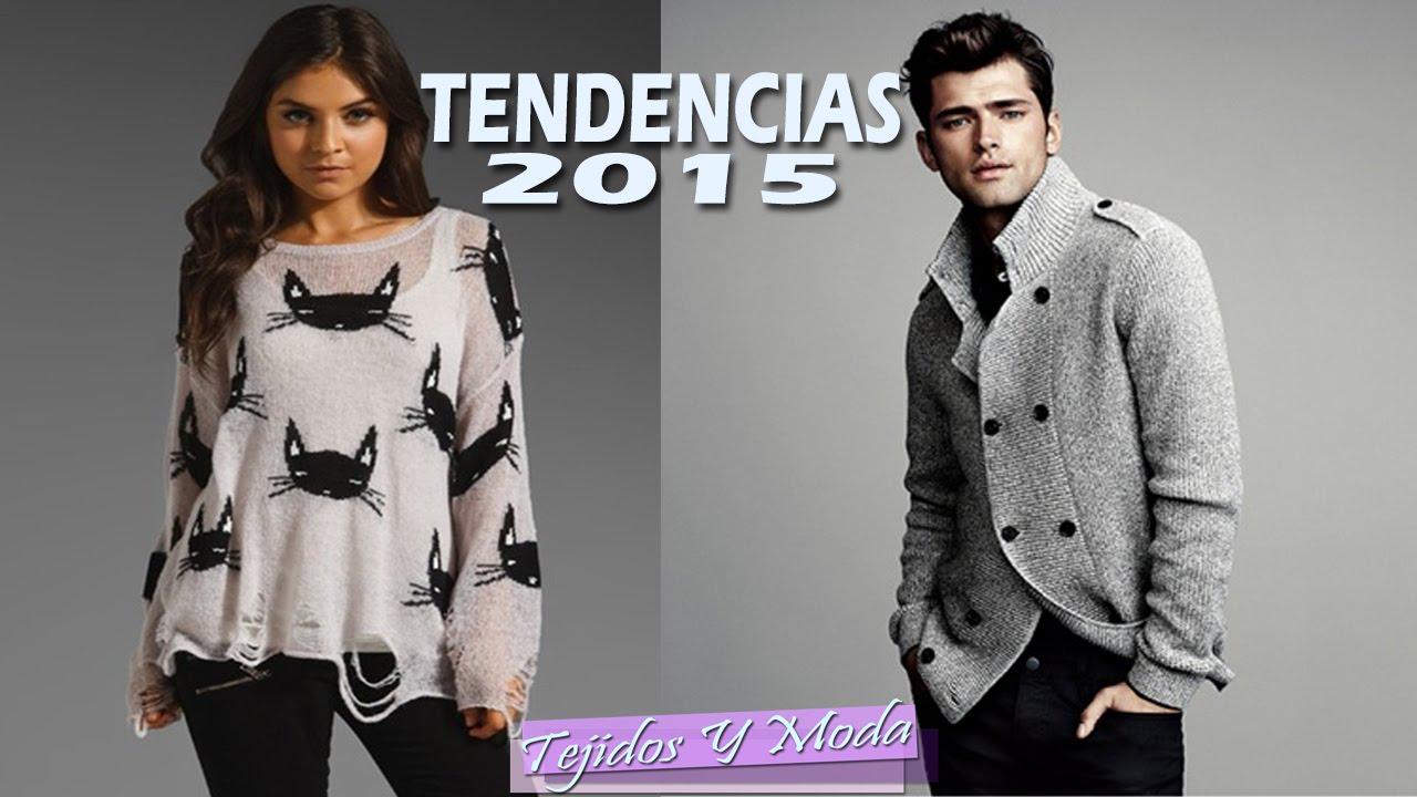 e51124b9159a7 Tendencia Sweater 2015 Hombre y Mujer - Otoño Invierno Fashion - YouTube