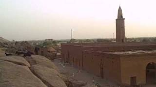 Old Mosque in Kassala, Sudan (III)
