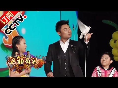 [综艺盛典]《魔术》 表演:周乐天 | CCTV