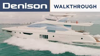 Azimut 80 Motoryacht [Walkthrough]