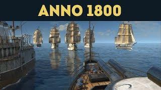 Нам объявили войну? Отожмём остров! - Anno 1800 - Прохождение кампании (Эксперт) / Эпизод 5