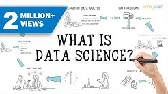 Data Science In 5 Minutes   Data Science For Beginners   What Is Data Science?   Simplilearn