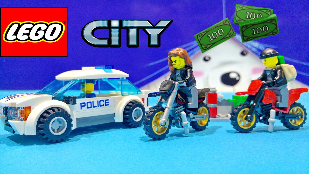 Police Car Toys Lego For Kids Lego City 60042 High Speed Police