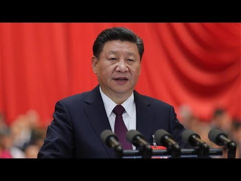 Full video: Opening session of 19th CPC National Congress