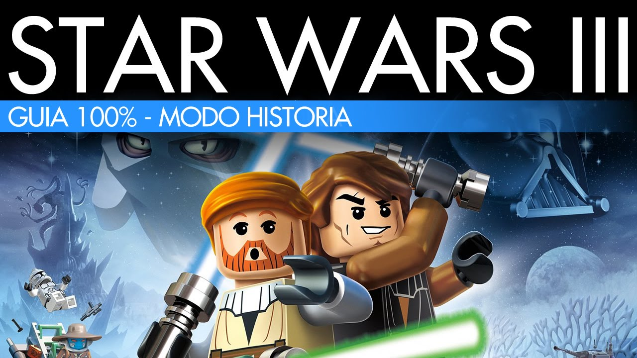 Grievous Intrigue Modo História Parte 7 Lego Star Wars Iii The
