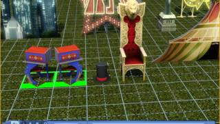 The Sims 3: Showtime - Item Showcase