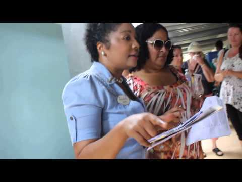 Tour of Sandals Negril on October 18, 2015 with Echevarria Travel