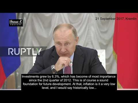 Download Youtube: US sanctions flop: Putin summons business leaders