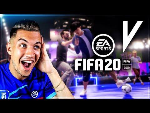 FIFA 20 ! FIFA STREET ! PREMIÈRES INFOS !
