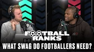 B/R Football Ranks... Footballers' Luxury Swag with Guest Marlon Harewood  [Full Podcast Episode]