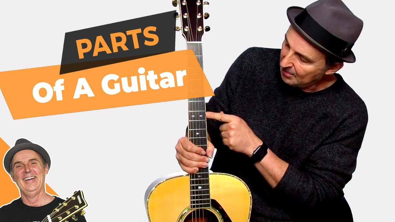 parts of a guitar lesson 2 beginner guitar for grownups youtube. Black Bedroom Furniture Sets. Home Design Ideas