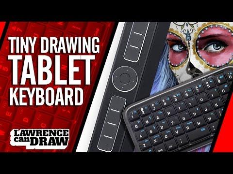 Drawing Tablet Mini