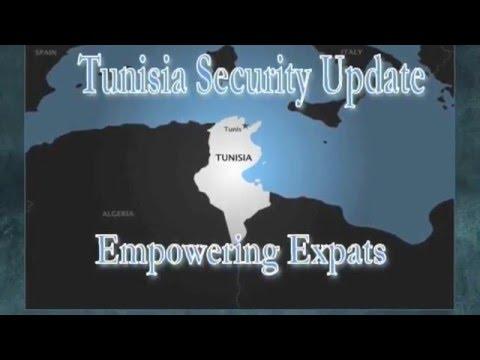 Tunisia Curfew + Security Awareness in December