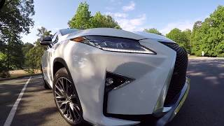 2017 Lexus RX 350 drive and overview