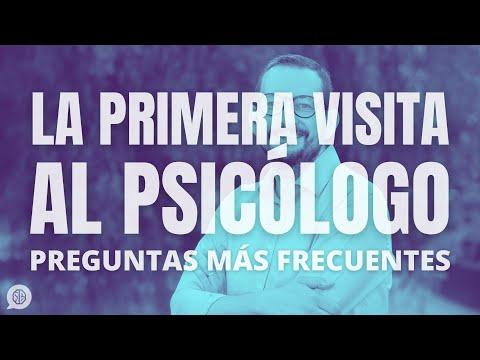 Primera Visita Un Psicólogo: Preguntas Y Respuestas Más Frecuentes