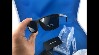 ✅ 4$ MERRY'S Polarized Sunglasses from AliExpress Unboxing review HD haul euro app