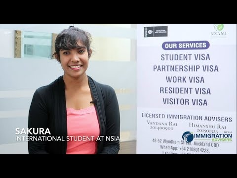 IANZ Client Success Stories | Sakura | Granted Student Visa