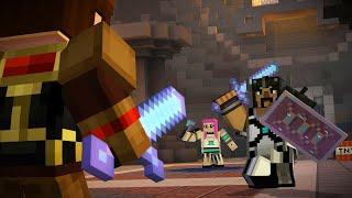 Голодные игры! ✪ Minecraft story mode (#11)