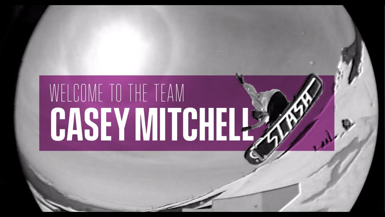 Welcome to the Team: Casey Mitchell