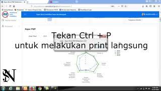 [452.93 KB] Cara Mudah Print Rapor PMP 2018