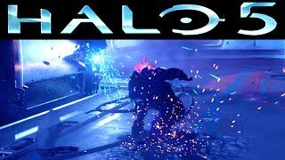 Halo 5 BETA Gameplay - GROUND POUNDS on Empire (Halo 5: Guardians Beta Gameplay)