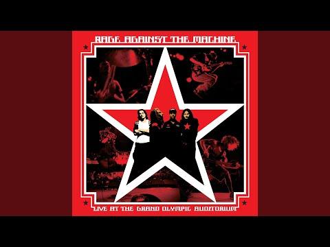 Guerrilla Radio (Live at the Grand Olympic Auditorium, Los Angeles, CA - September 2000)