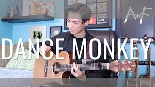 Dance Monkey - Tones And I - Cover (fingerstyle guitar)