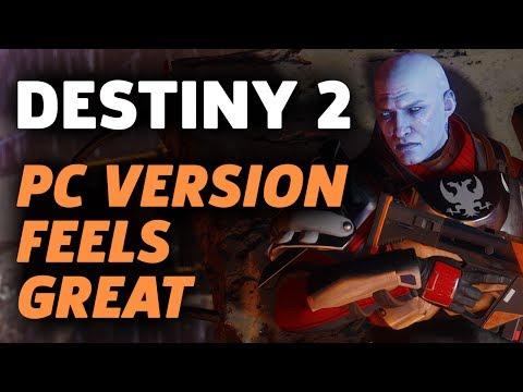 Destiny 2 On PC Doesn't Play Like A Port