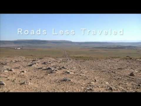 Roads Less Traveled- A Lady Truck Driver's Story