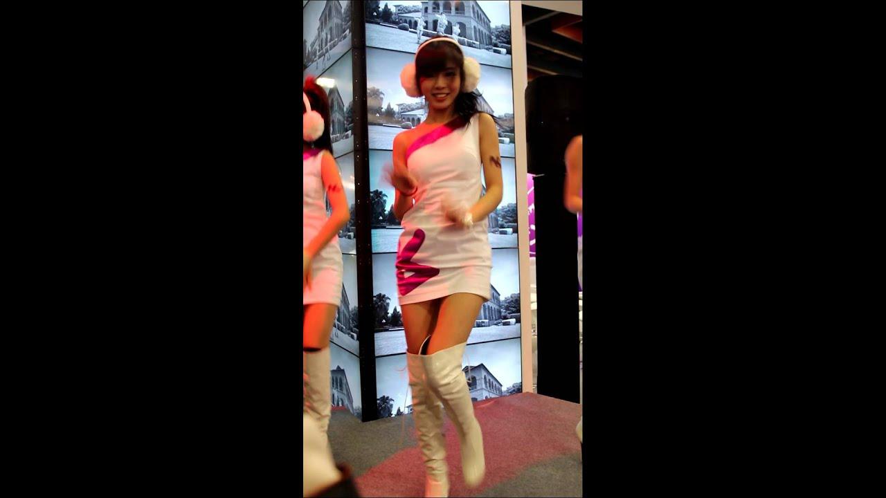 2014.12.02-2014資訊展 台灣之星SG舞蹈