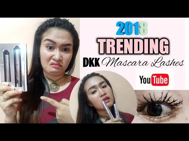????DDK 4D MASCARA LASHES| GUARANTEED ? | #ExtremeLashes #Trending