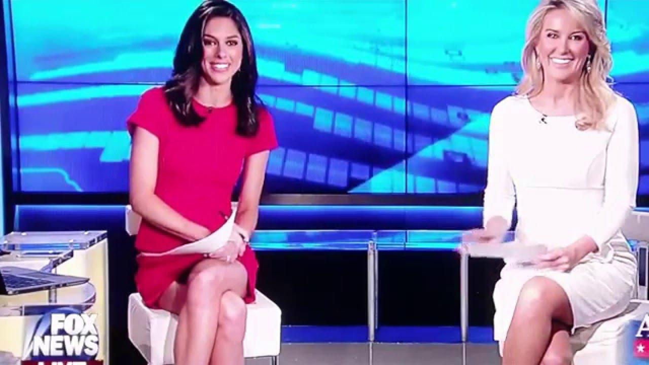 Upskirt на российском телевидении