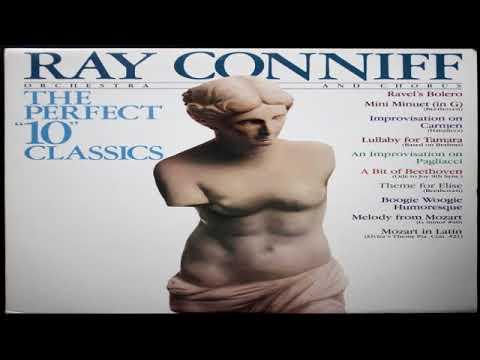Ray Conniff - The Perfect 10 Classics   GMB