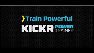 Wahoo Fitness: About KICKR Power Indoor Bike Trainer