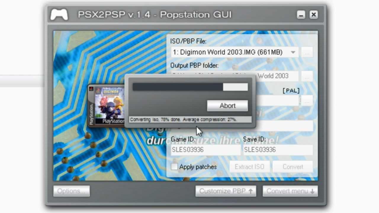 psx2psp v 1.3