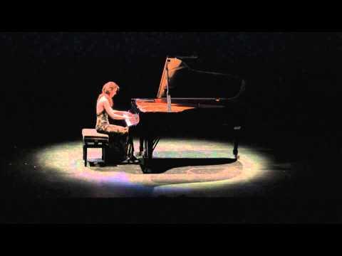 Edna Stern plays Gallupi C minor sonata 2nd movement
